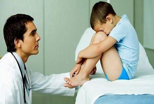 اختلال دفع ادراری در کودکان