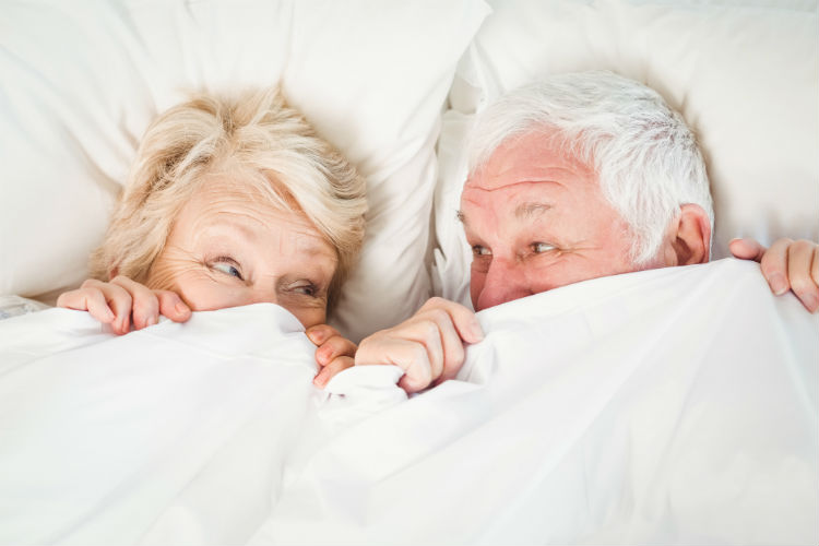 طب جنسی سالمندان