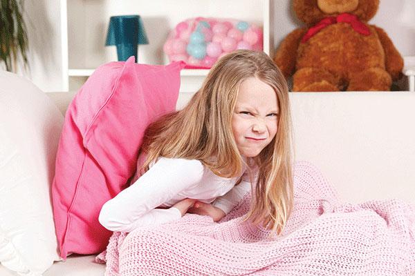 عوارض جانبی عفونت ادراری در کودکان