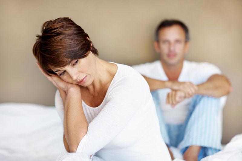 پایین بودن میل جنسی - علل و درمان کاهش میل جنسی چیست ؟