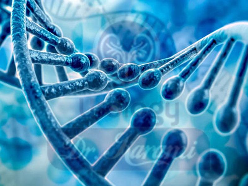 اختلالات ژنتیکی نقش مهم و قابل توجهی در ناباروری دارد