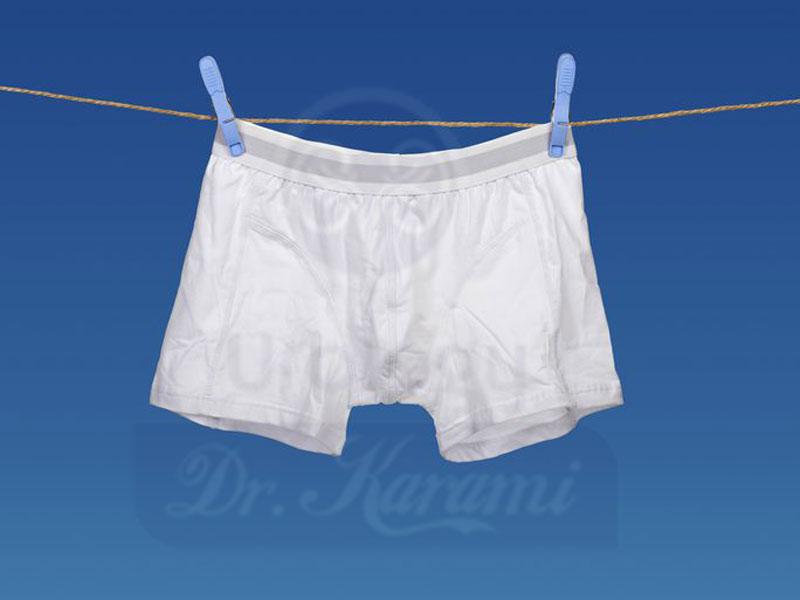 انتخاب لباس زیر مردان چگونه می تواند بر سلامت اسپرم تأثیر بگذارد ؟