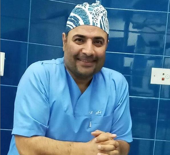 اورولوژیست - دکتر علی اکبر کرمی