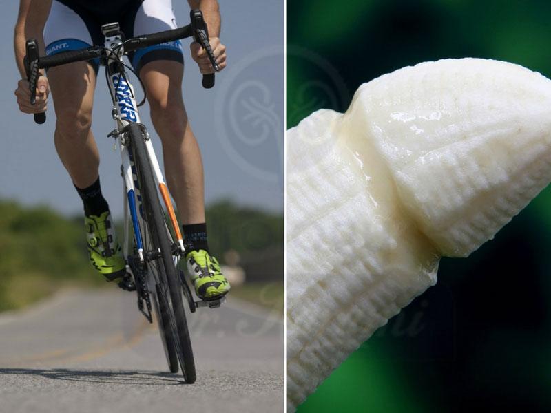 دوچرخه سواری و اختلال نعوظ